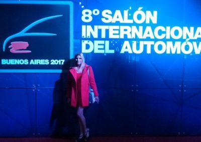 Presentación en la rural argentina