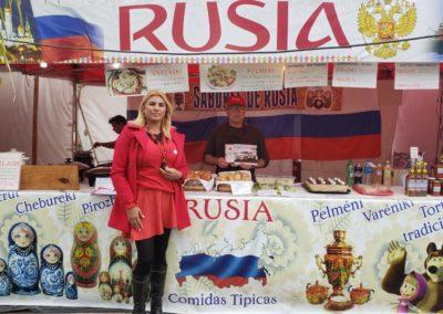 Colectividad de Rusia