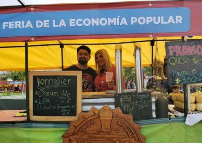 Feria de la economia popular 2019
